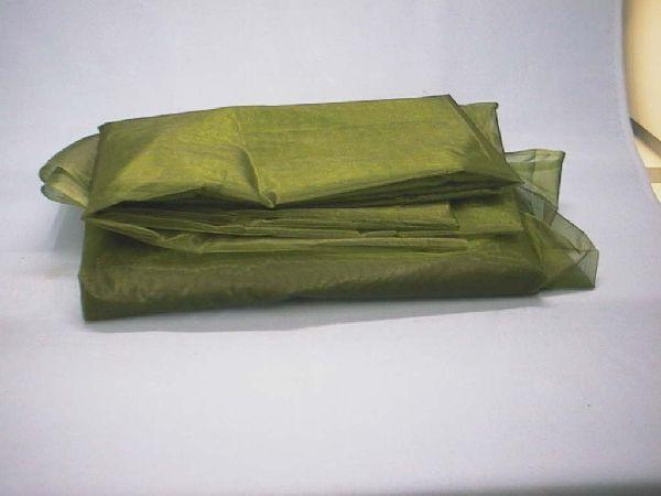 Chiffonstoff 7,5qm OLIV 5mx150cm
