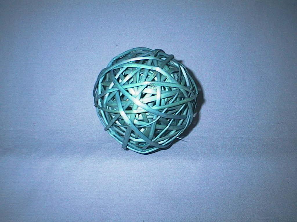 Willowball BLAU         3,5cm/24Stück