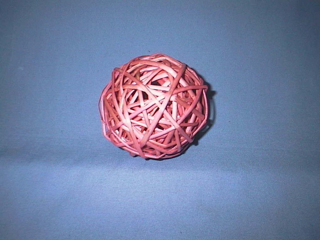 Willowball PINK         8cm/12Stück