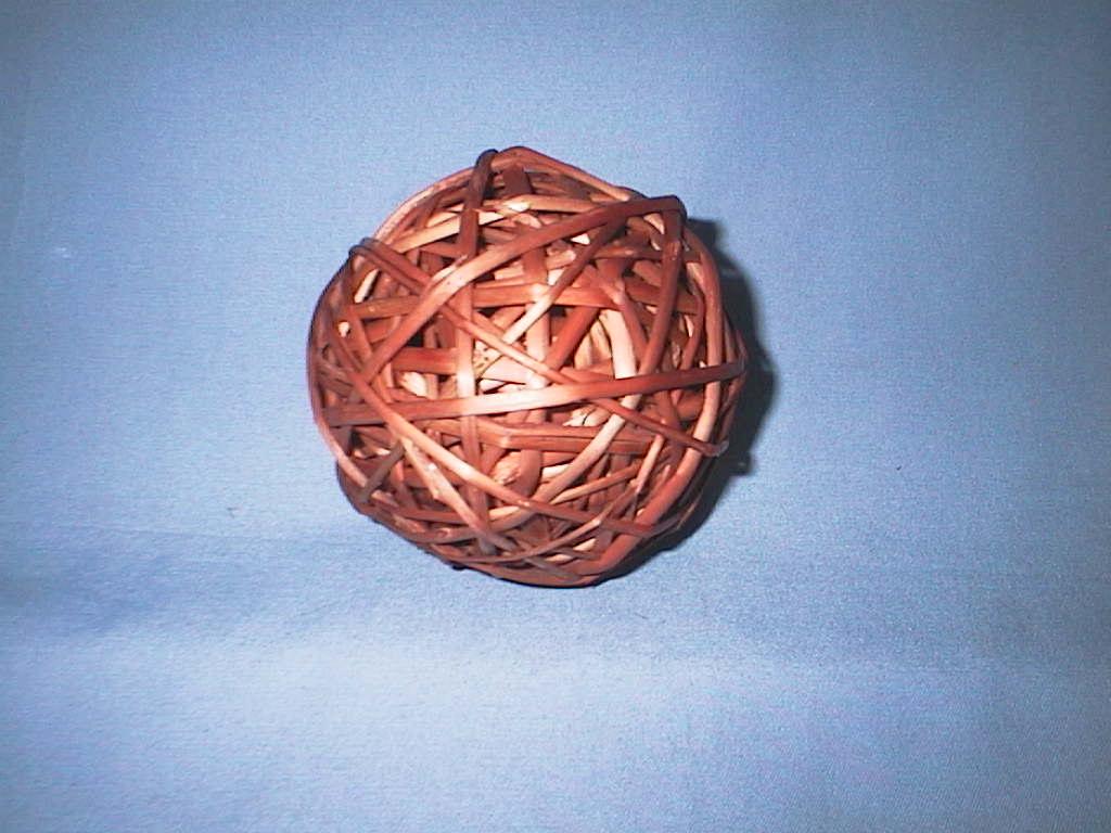 Willowball HELLBRAUN    12cm/12Stück