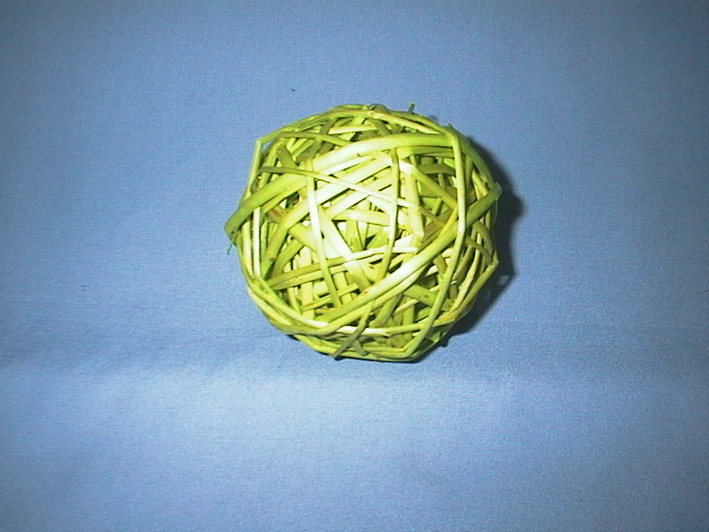 Willowball APFELGRUEN   12cm/12Stück