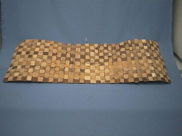 Matte Birke NATUR 40x15 cm