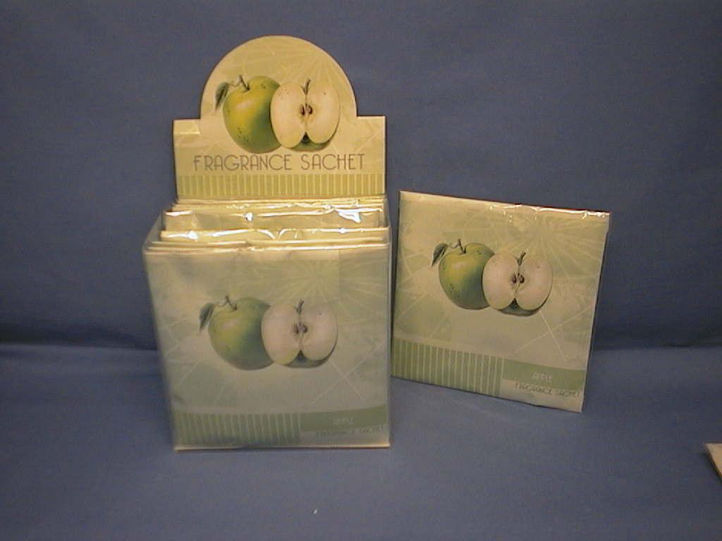 Duftsachet GRÜN Apfel