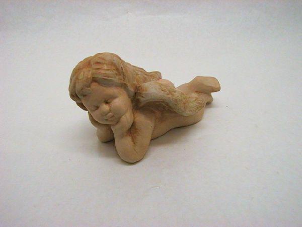 Engel liegend S/2 CREME        19,5x10x10,5 cm