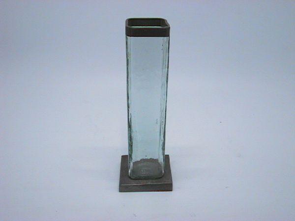 Vase a.Fuss KLAR 5x28,5cm