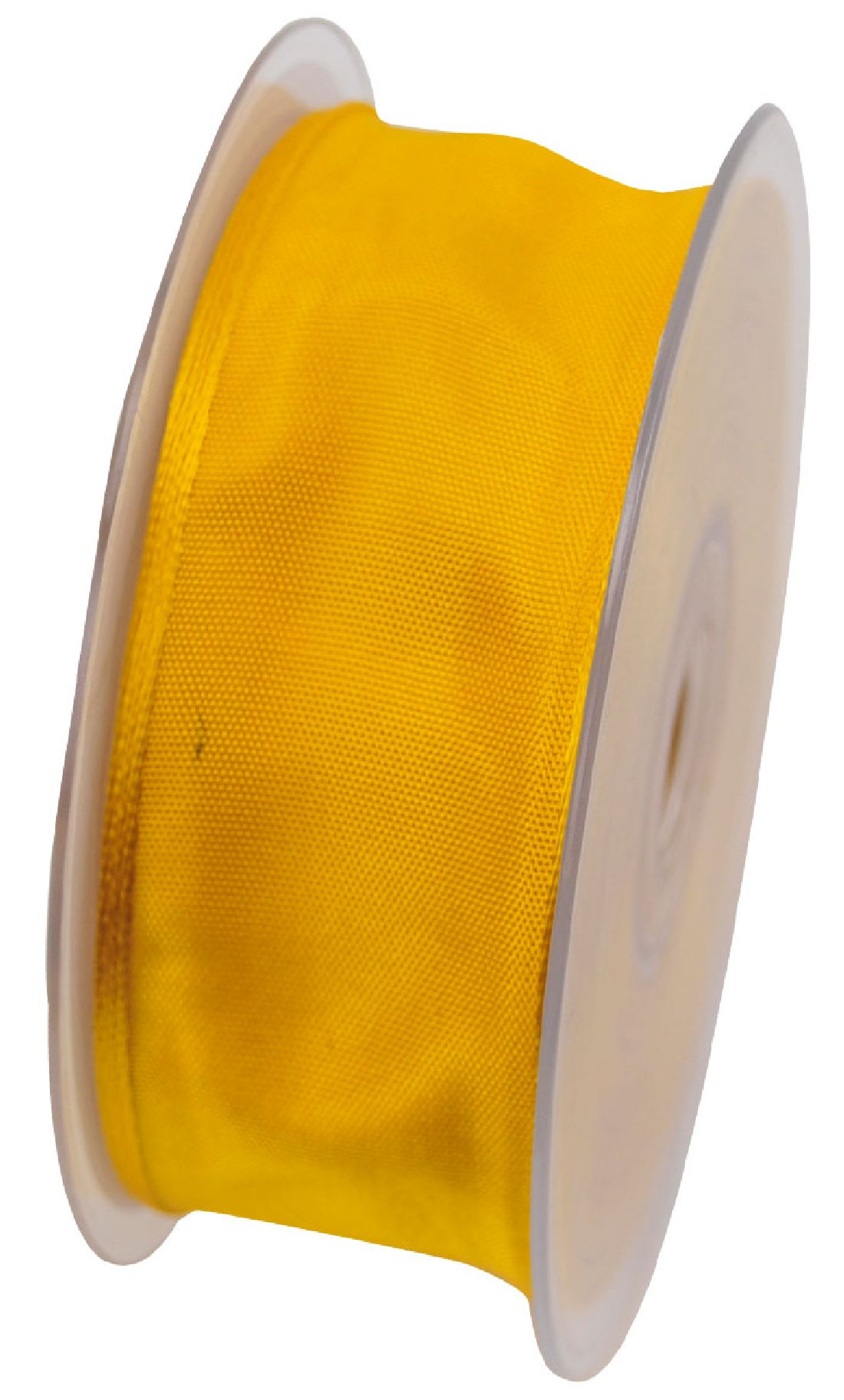 Drahtkantenband HELLGELB 15 40mm 25m
