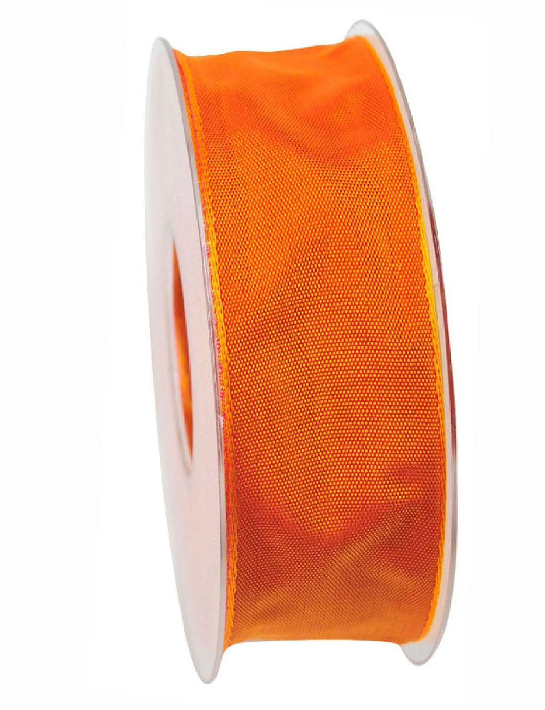 Drahtkantenband ORANGE 40 40mm 25m
