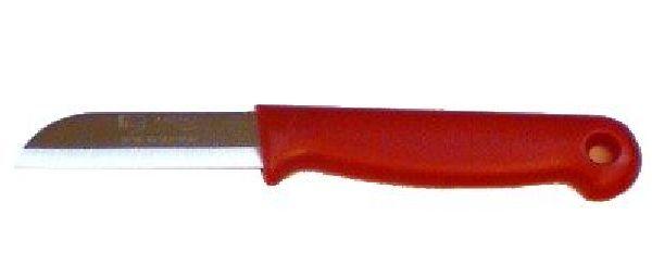 Floristenmesser Beutel=10Stück Blumenmesser 15,6cm roter Griff