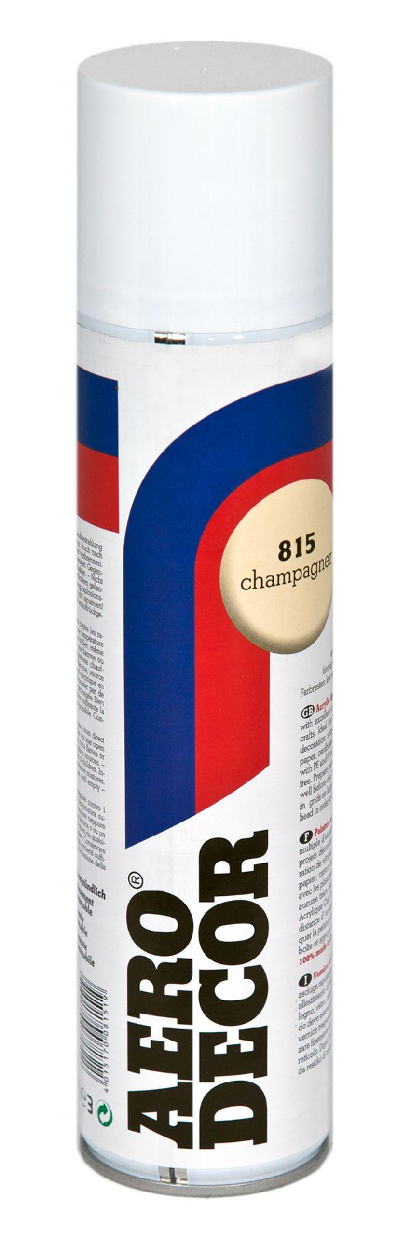 Colorspray, Farbspray CHAMPAGNER (creme) 815 400 ml