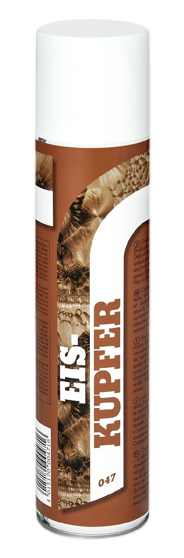 Eisblumenlack Spray EIS-KUPFER 400 ml