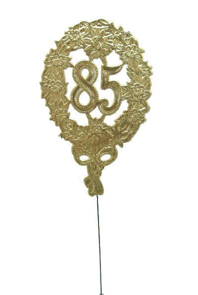 Jubiläumszahlen GOLD 85er