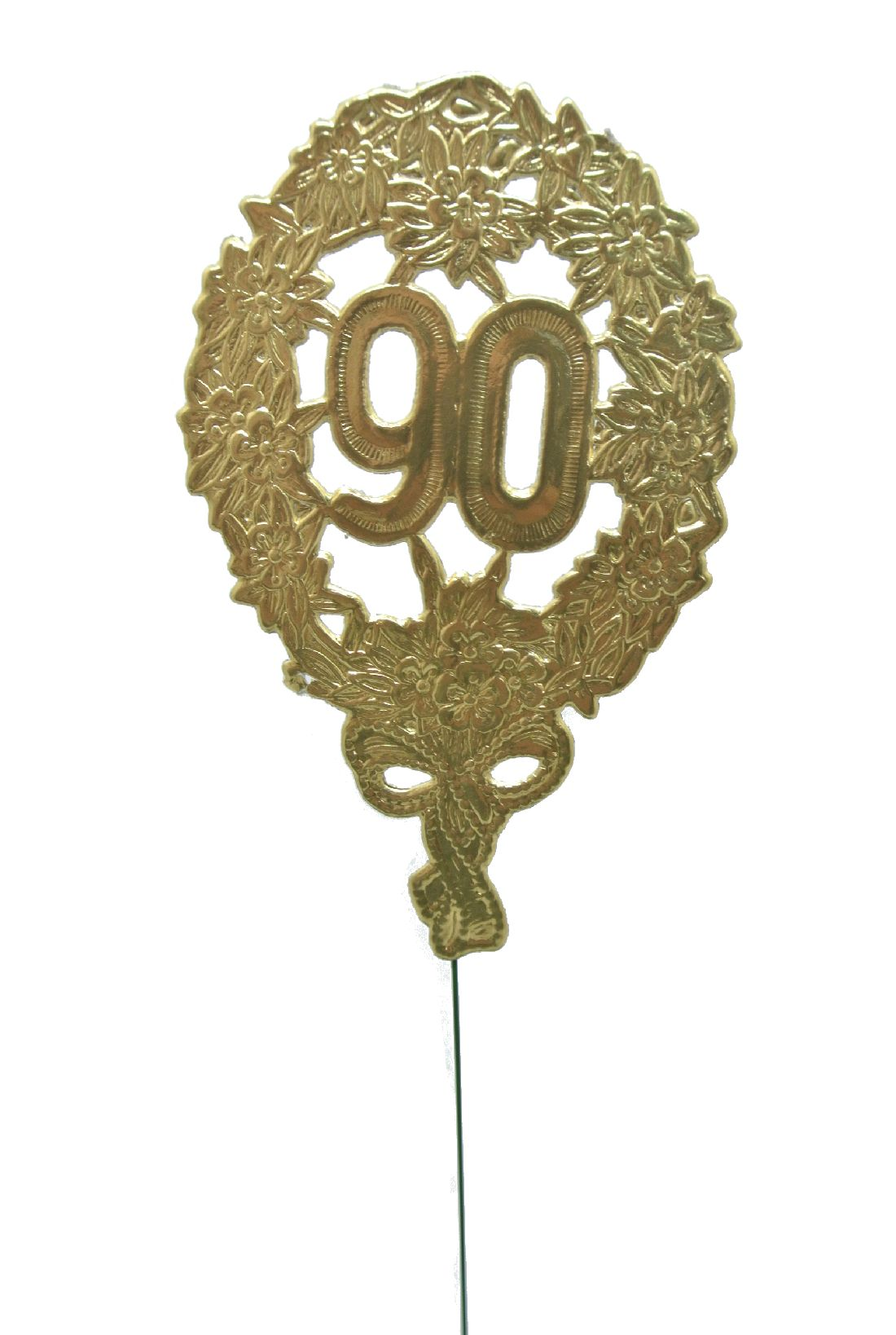 Jubiläumszahlen GOLD 90er