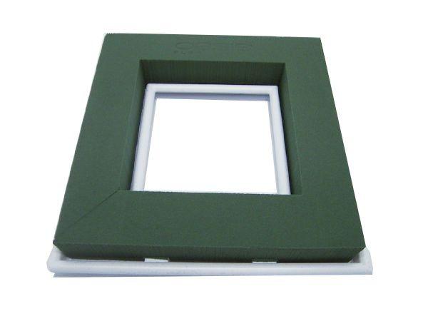 Oasis® Table Deco 11-04041 Quadro 27x27x4,5cm