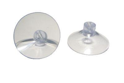 Saugnäpfe transparent Ø 50 mm 15000
