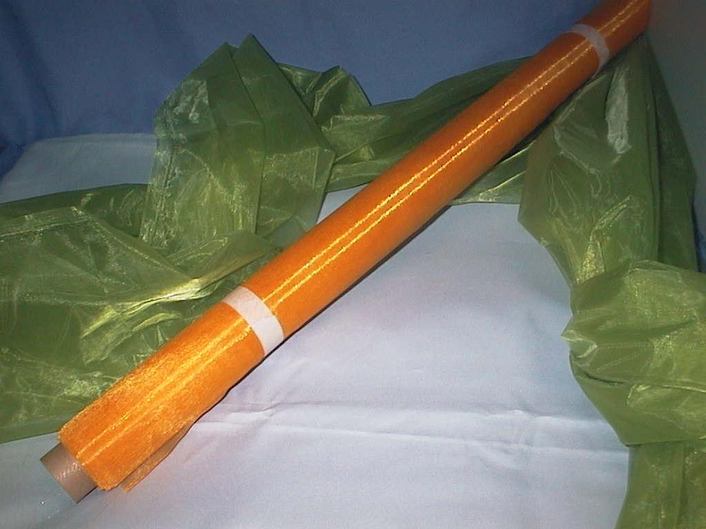 Organza (Tüll fein) 60 ZIMT 70cm