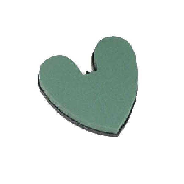 Oasis® Herz geschlossen 11-03086 12x14x3,5 cm