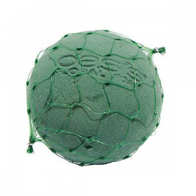 Oasis® Ideal Kugel Kugel Ideal 11-10819 Ø 9cm im Netz