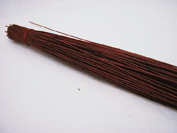 Reed Stäbe 90 cm ROT 90cm 60St.