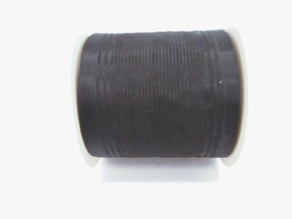 Florband, Trauerflor SCHWARZ 31 100 mm