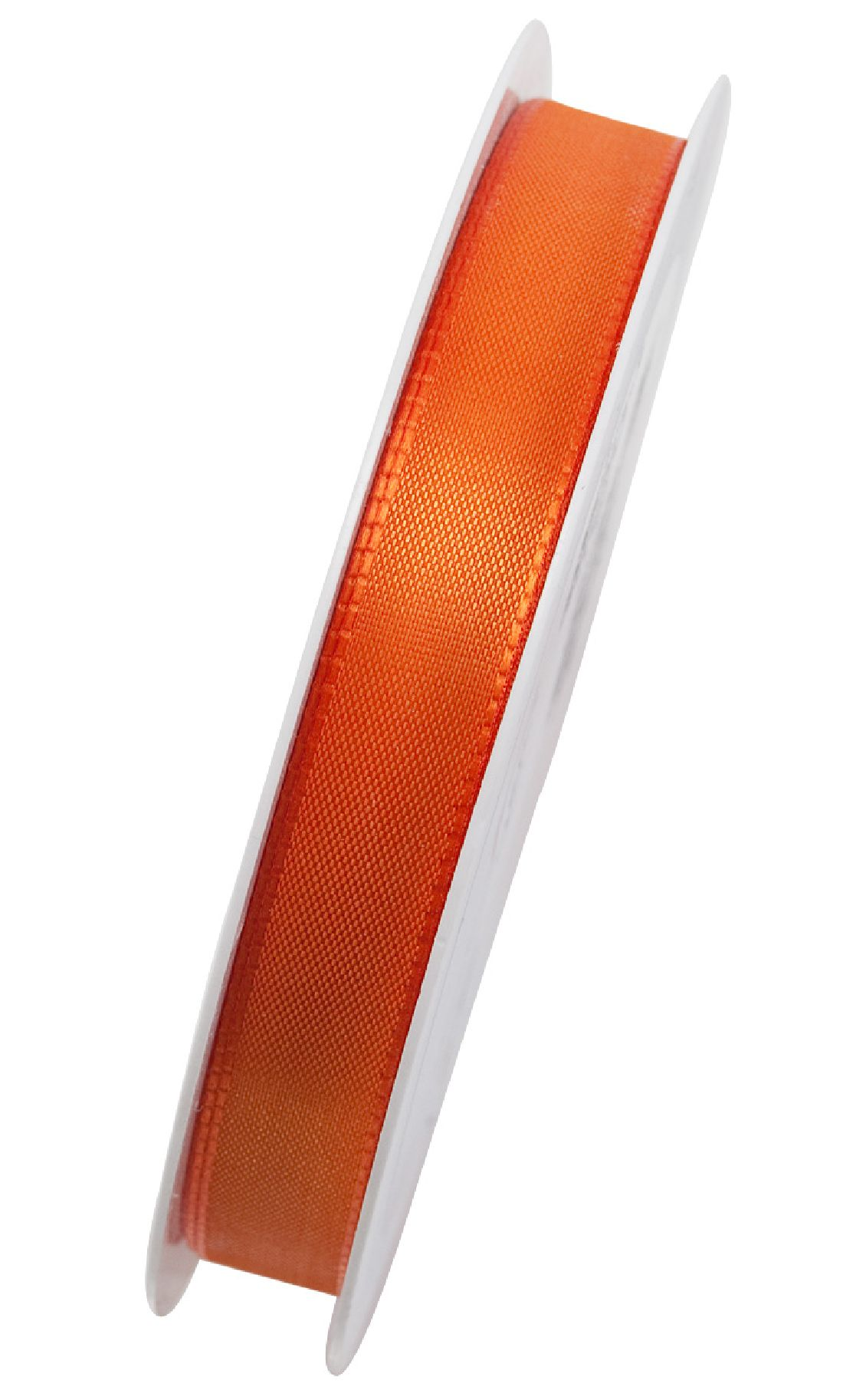Basic ohne Draht / Taftband ORANGE 401 15mm 50m