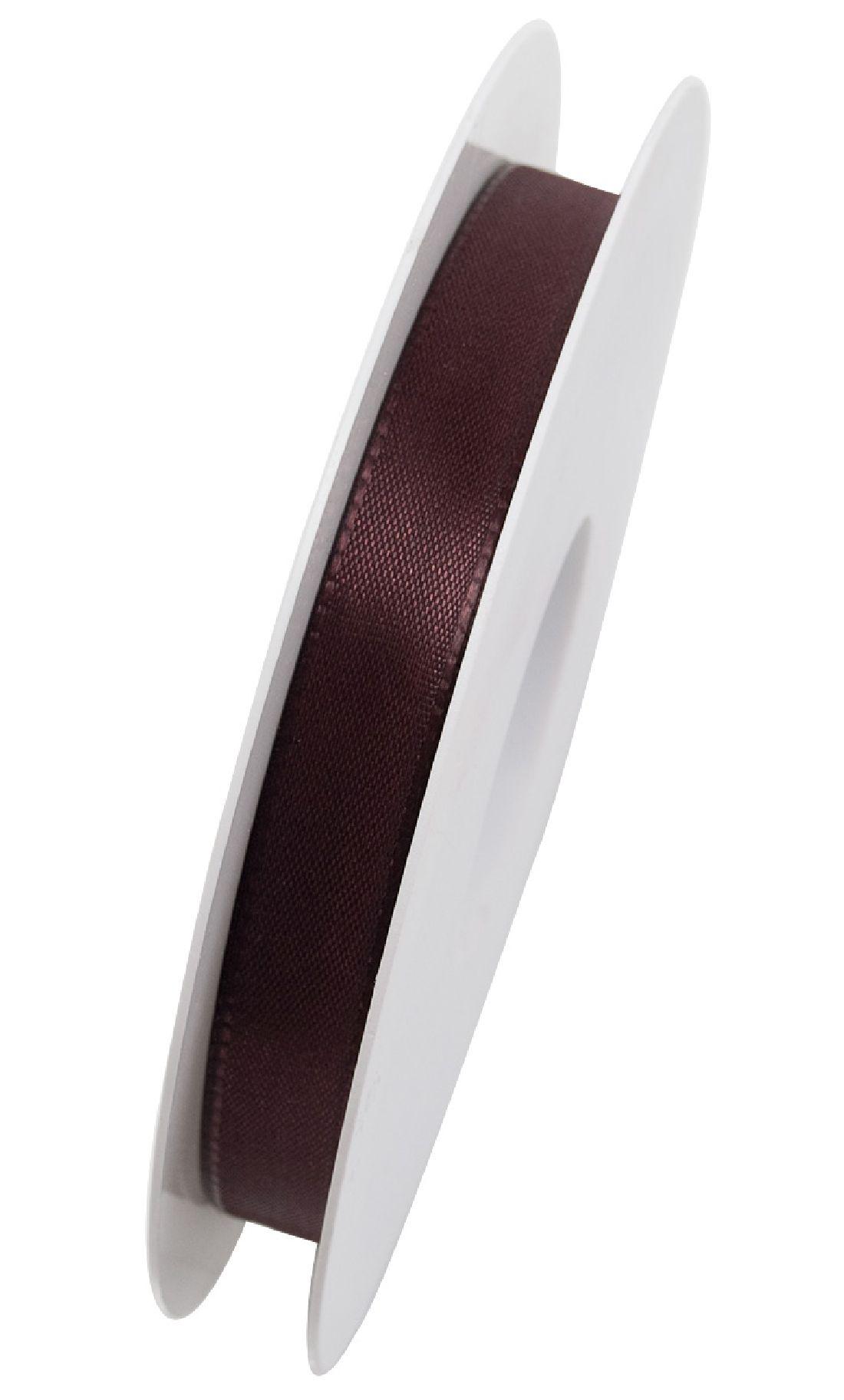 Basic ohne Draht / Taftband BRAUN 70 15mm 50m