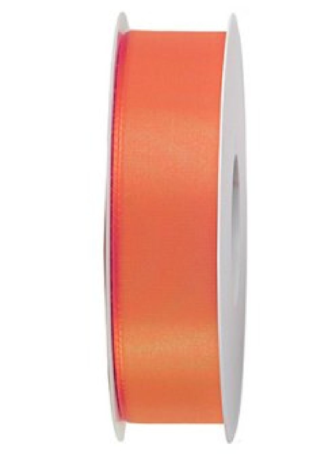 Basic ohne Draht / Taftband APRICOT 42 25mm 50m