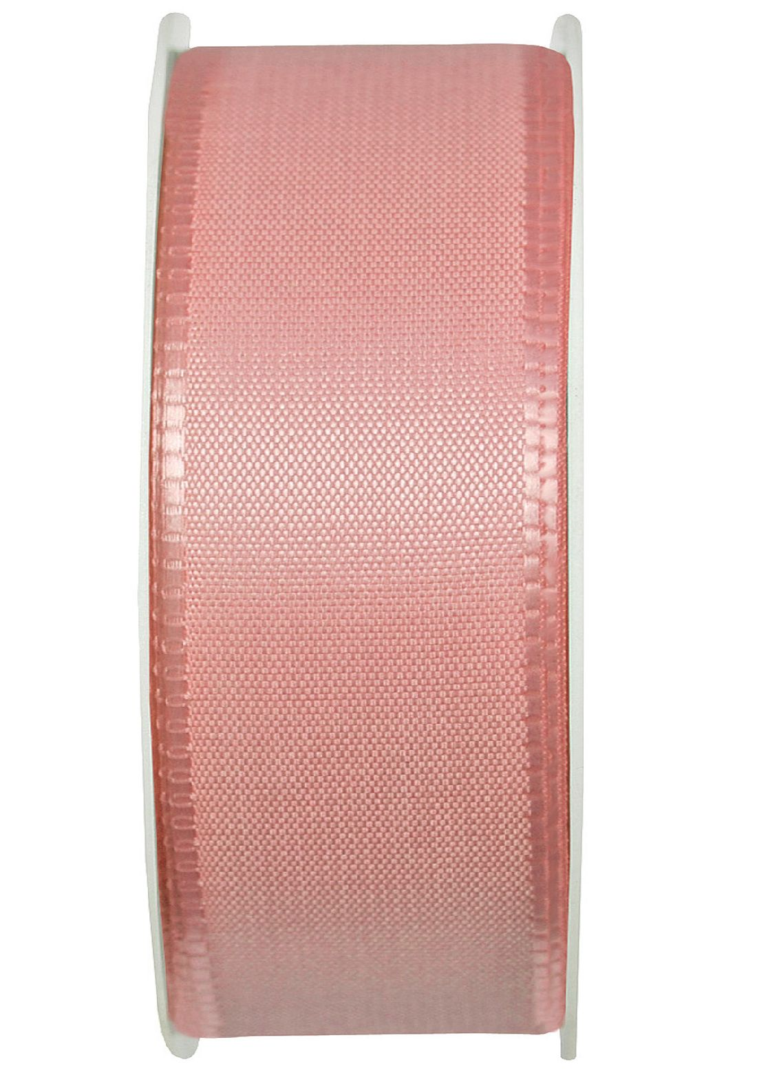 Basic ohne Draht / Taftband HELLROSA 211 40mm 50m