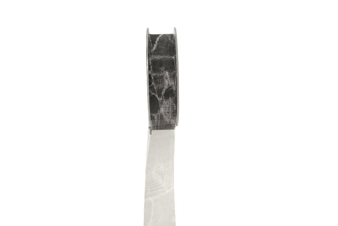 Florband UNI SCHWARZ 31 25mm X 25mtr