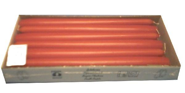 Spitzkerze konisch 57 TERRA 250 / 25mm