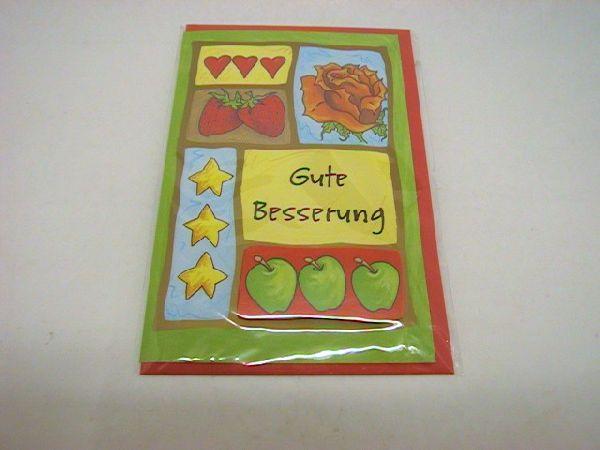 Paper Greetings 50703 Gute Besserung
