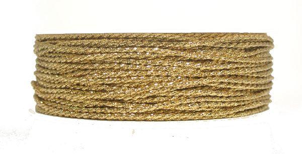 Kordel GOLD 2mm 50m
