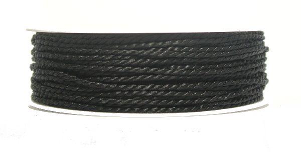 Kordel SCHWARZ 2mm 50m