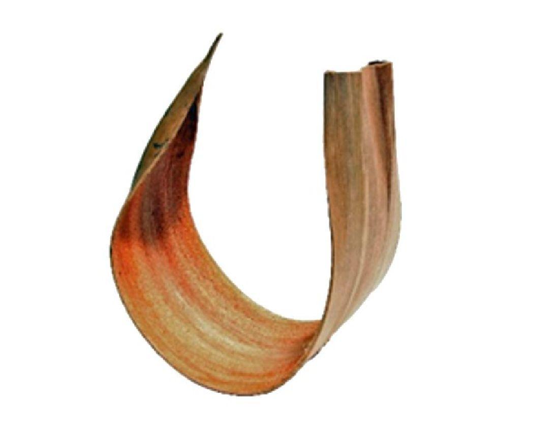 Cocosschale ca. 60-80cm Breite ca.13-20cm klein Galera gebogen Natur