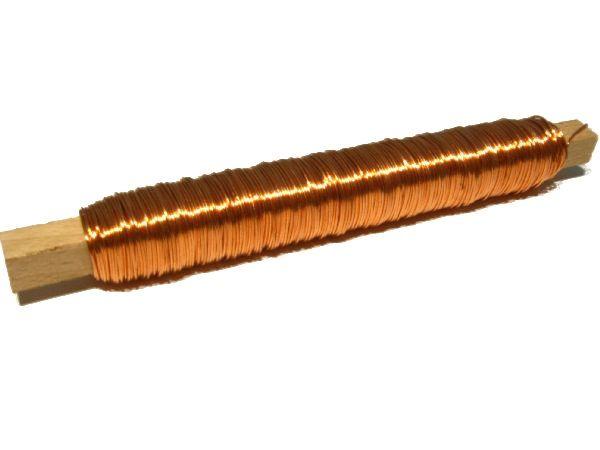 Kupferlackdraht 0,50 mm KUPFER 100 Gramm