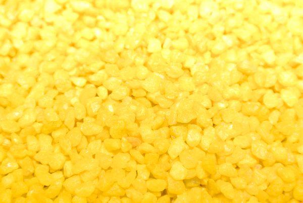 Granulat GELB 230 2kg Alu-Btl. 2-3mm