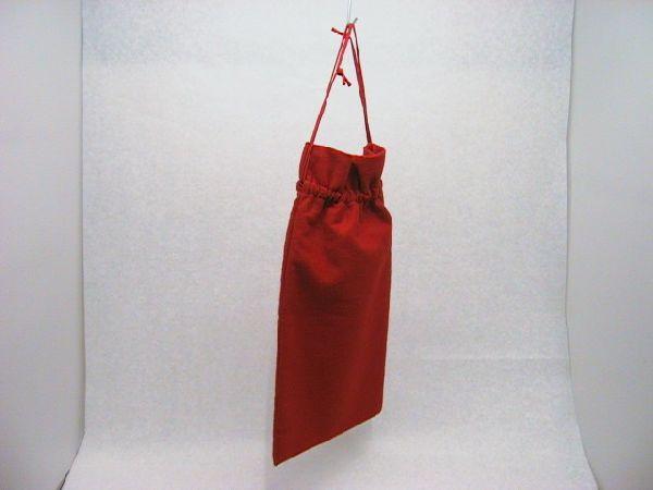 Filz-Tasche ROT 18x38cm