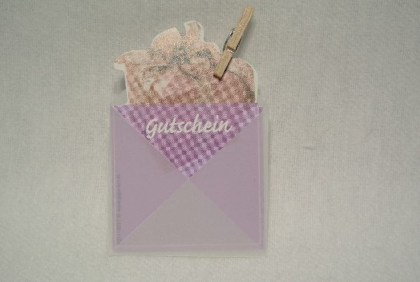 Message Minikarten BUNT Gutschein