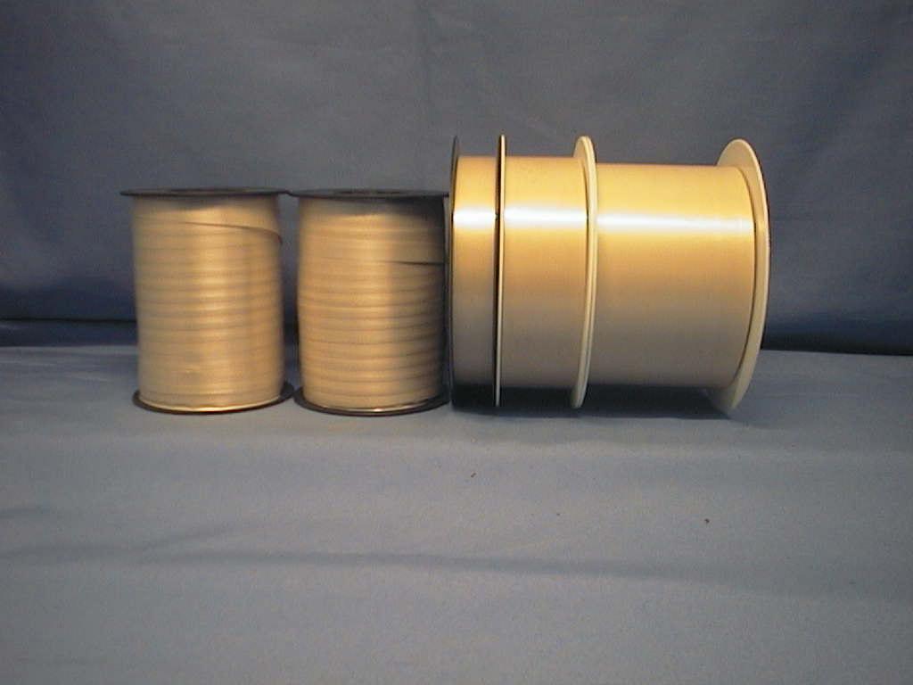 Kräuselband, Ziehband SAND 07 38mm 91m