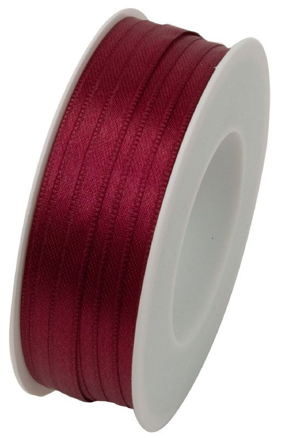 Doppelsatin BORDEAUX 26 6mm 50m