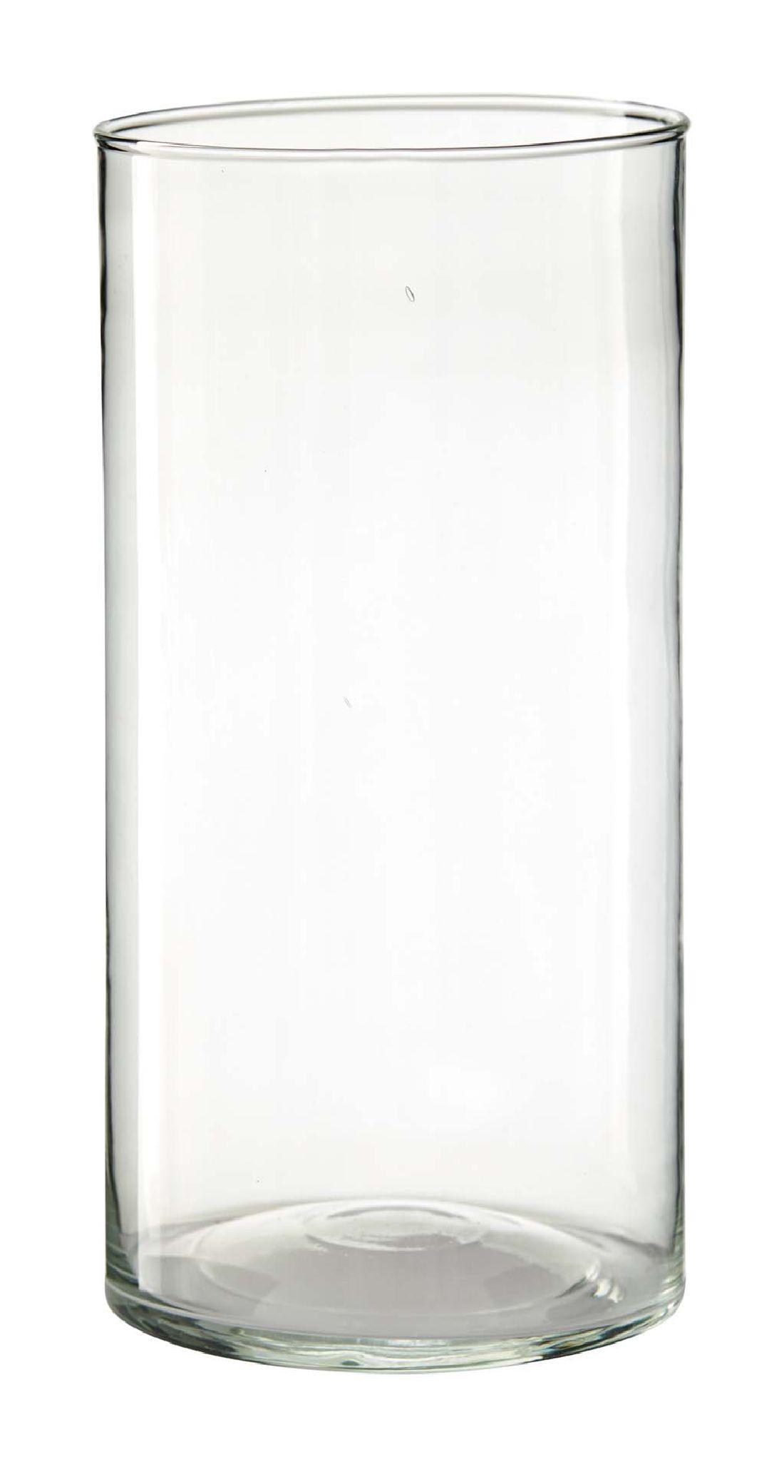 Zylinder Glas KLAR 1851/20 Ø15xh20cm