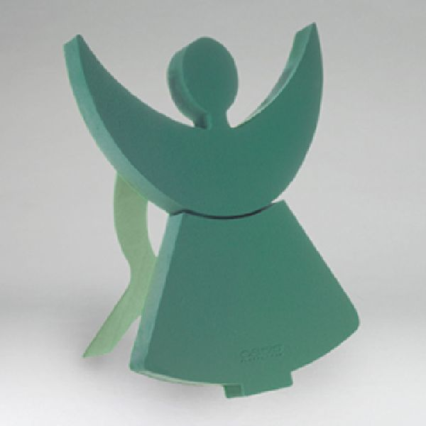 Oasis® Bioline® Stckschaum grün 11-07403 Engel 45x34x5cm mini