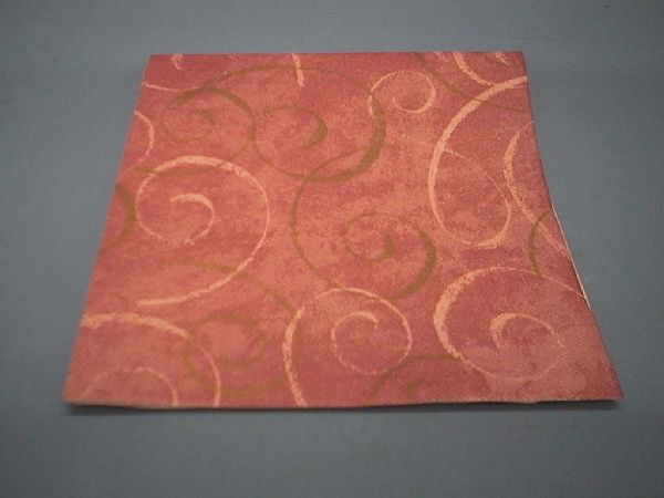 Airlaid-Servietten BORDEAUX 40x40cm Eleganze