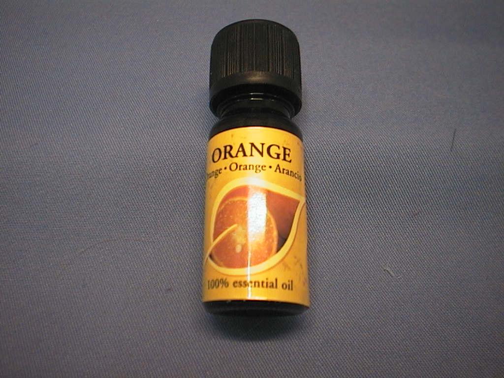 Duftöl ORANGE 10ml ätherisches Öl