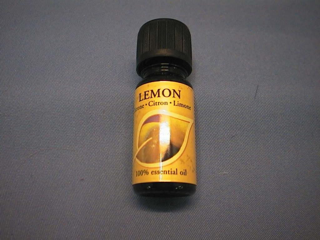 Duftöl Lemon 10ml ätherisches Öl