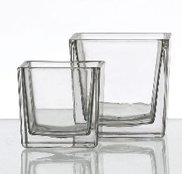 Glaswürfel KLAR 507255 6cm 1942/6