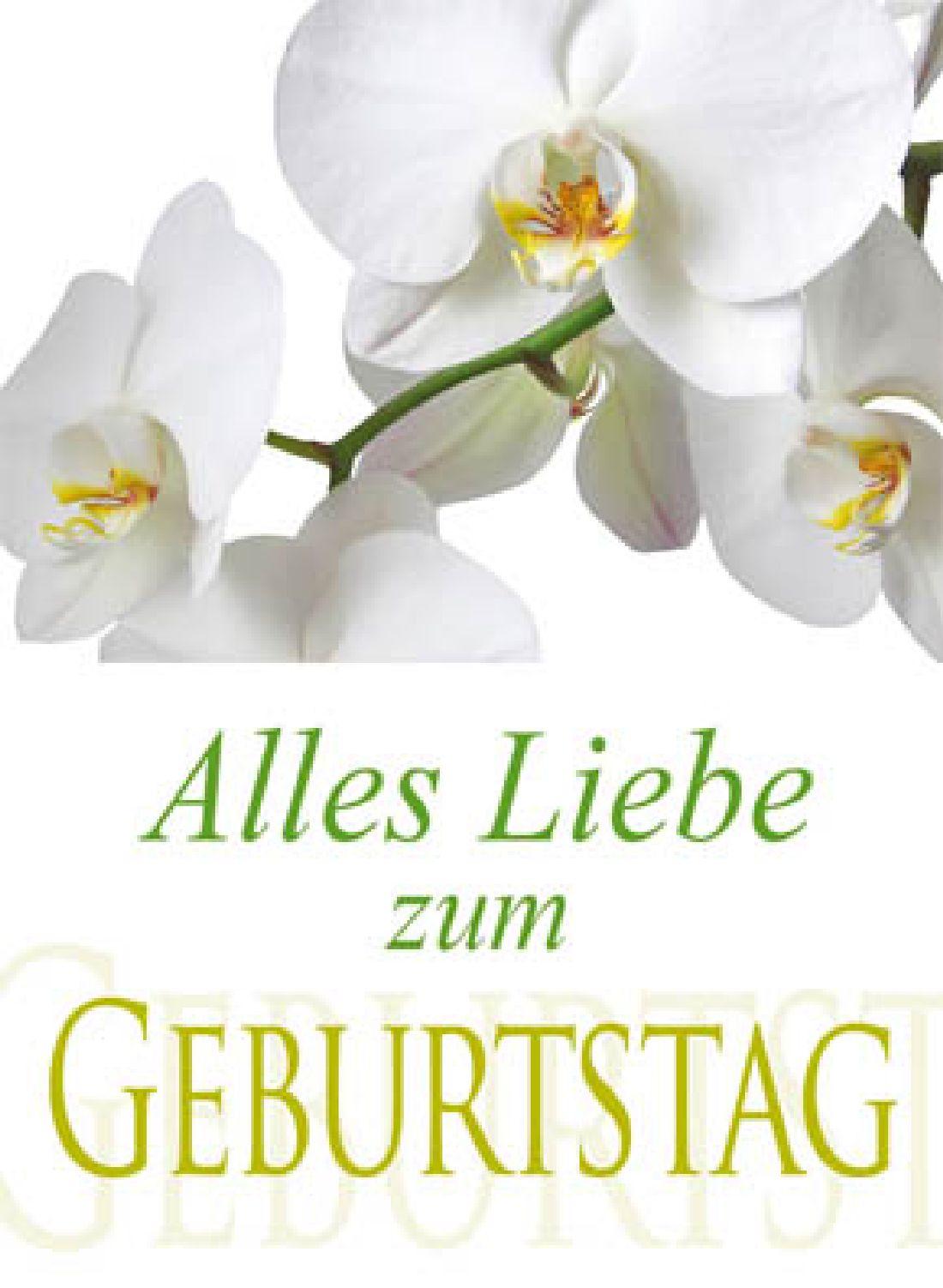 Minikarten Alles Liebe zum Geburtstag Delicato mit Holzklammer K8509