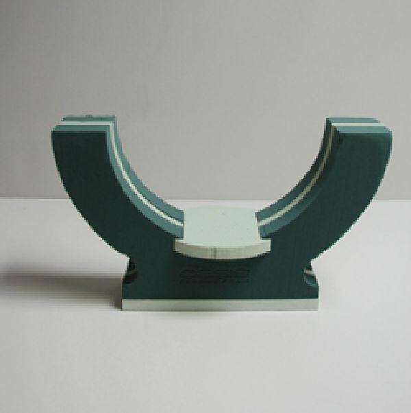Oasis®  Urne Urnenstellfläche 11-00113 47x10x29 cm Halbring