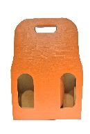 Flaschenverpackung Bag.New TERRA 27x9x41 3Flaschen