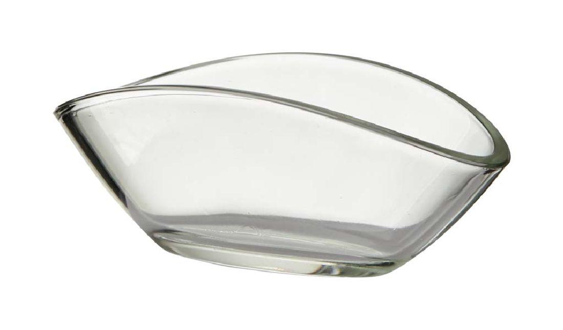 Pflanzschale oval 359 KLAR 514977 17x6x8cm