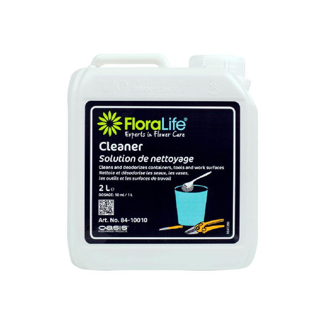Oasis® Floralife® 10010 / 2 Liter Cleaner Reiniger